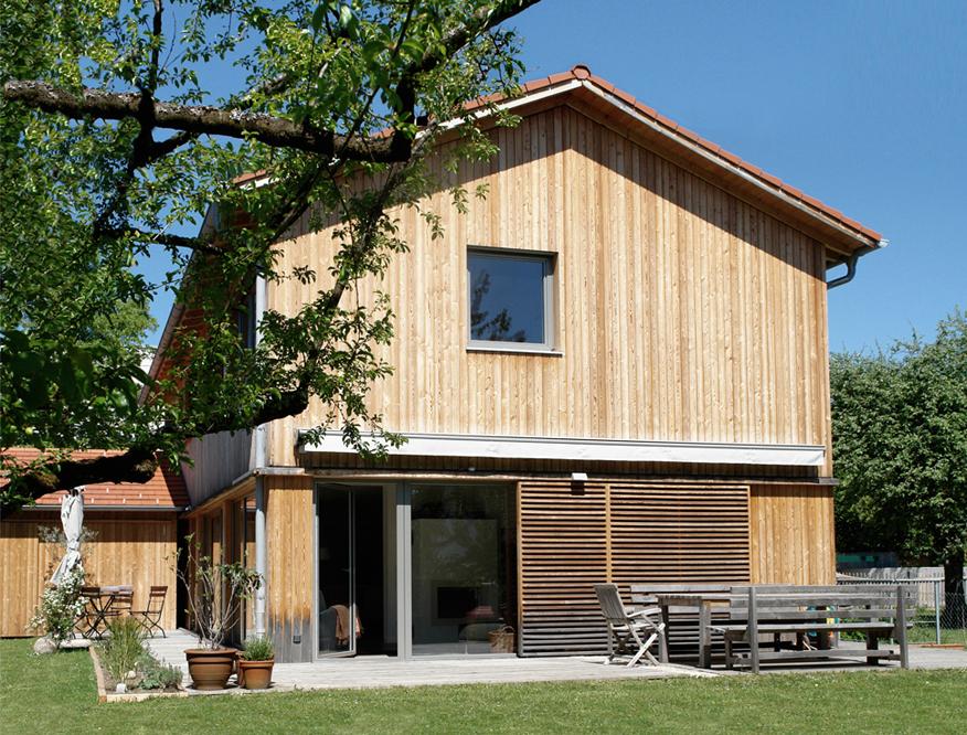 Wohnen Und Arbeiten Gaigl Architekten