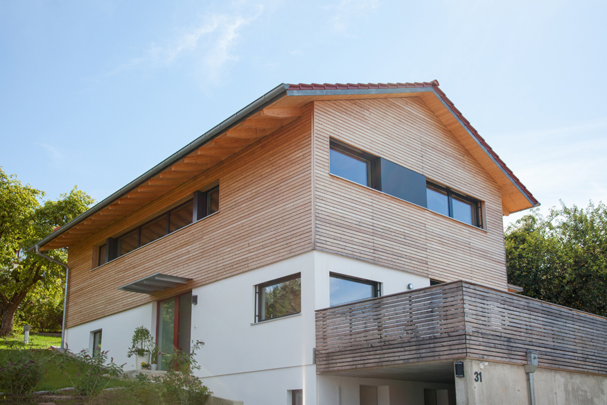 Haus am Hang - Gaigl Architekten